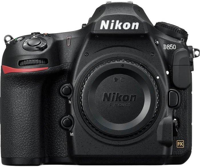Image of the Nikon D850