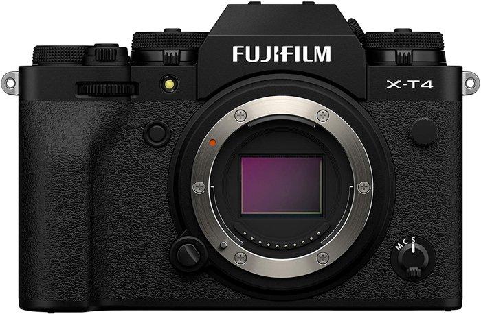 Fujifilm XT-4 camera