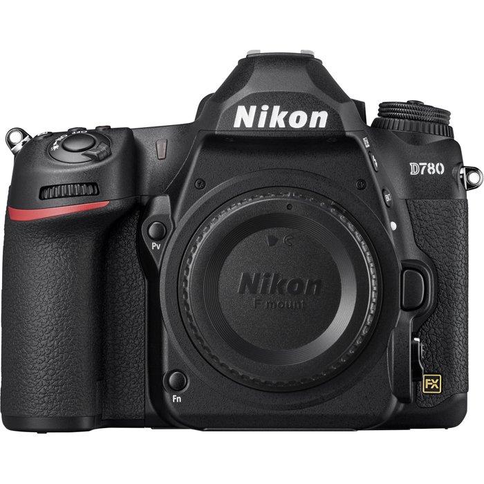 An image of the Nikon D780