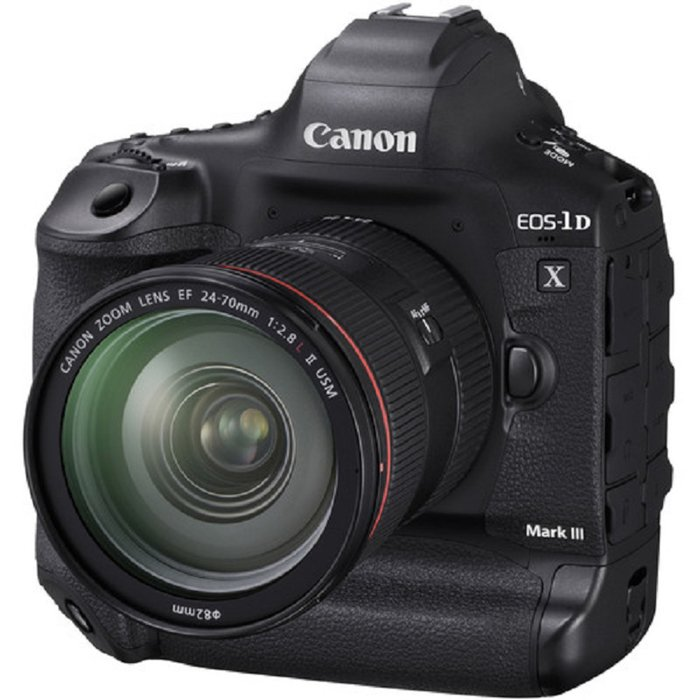 An image of the Canon EOS 1DX Mark III