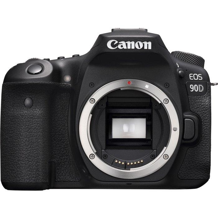An image of a Canon 90D DSLR