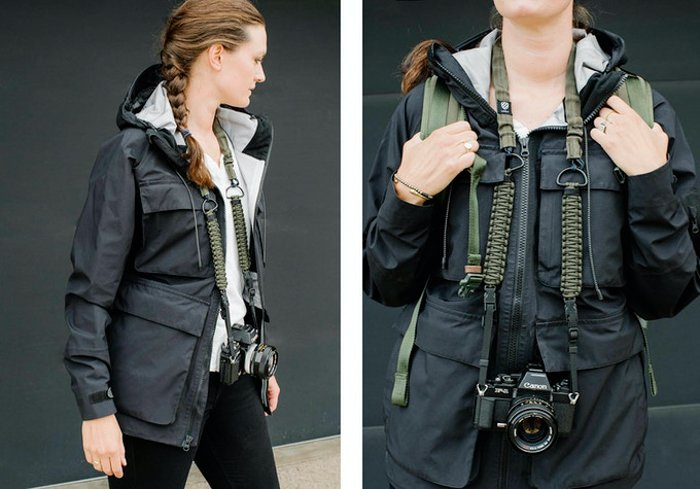 3-Layered Langly Field Jacket