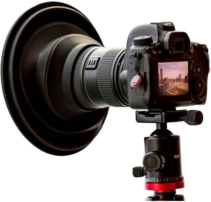 Photo of the Ultimate Lens Hood camera gadget