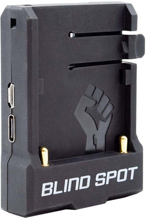 Photo of a multi-use powering adapter
