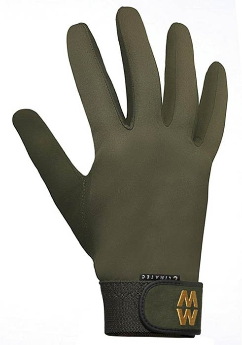 Image of the MacWet Climatec Long Cuff photography gloves