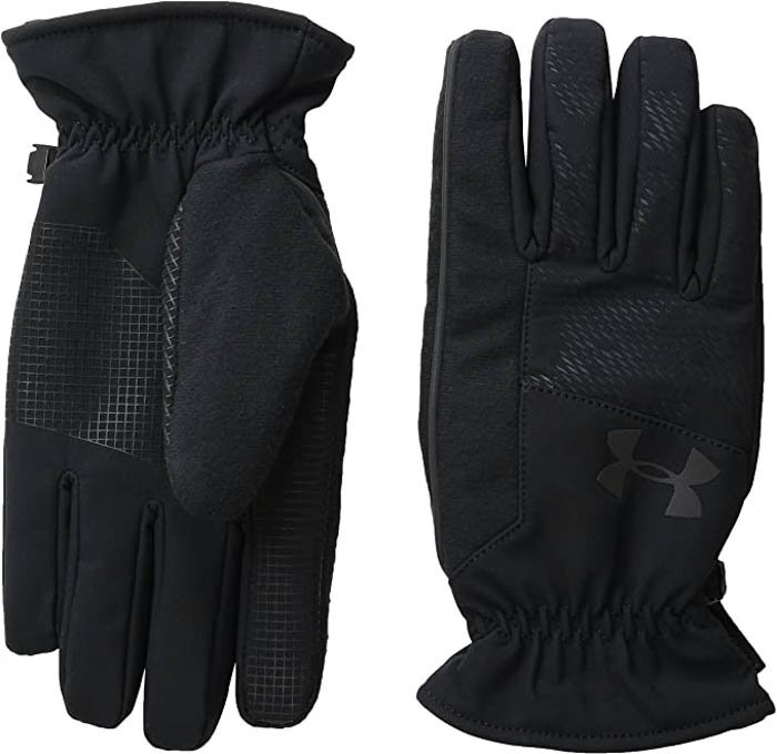 Image of the Under Armour ColdGear Infrared Softshell Gloves photography gloves