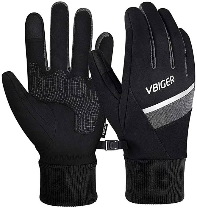 Image of the Vbiger 3M Winter Gloves photography gloves
