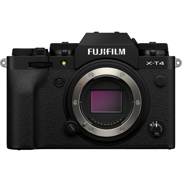 An image of the Fujifilm X-T4