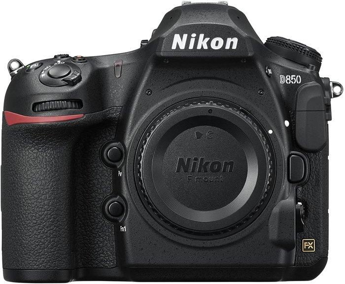 Nikon D850 camera for portraits