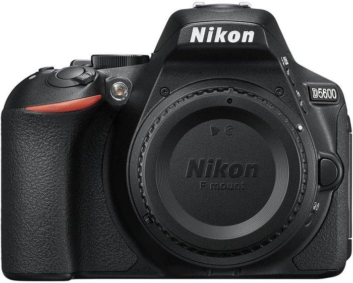 An image of a Nikon D5600