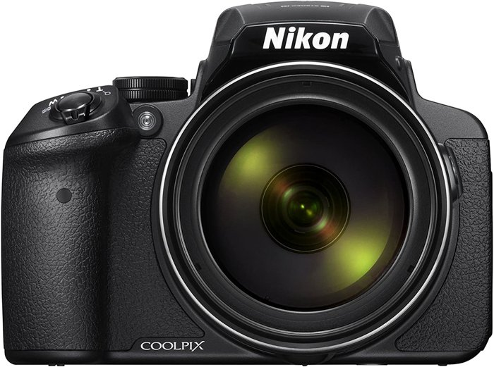 An image of the Nikon P900 bridge camera