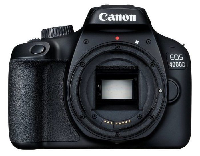 Image of Canon EOS 4000D
