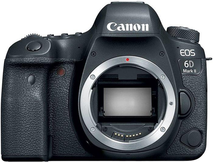 Canon 6D Mark II camera