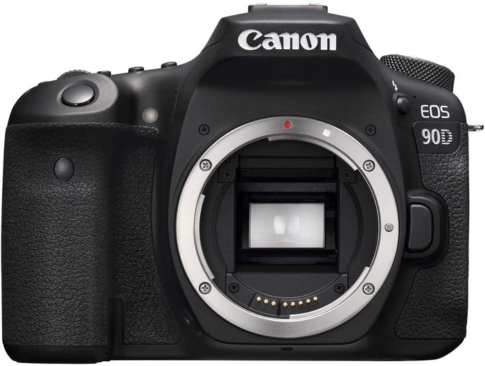 Image of Canon 90D