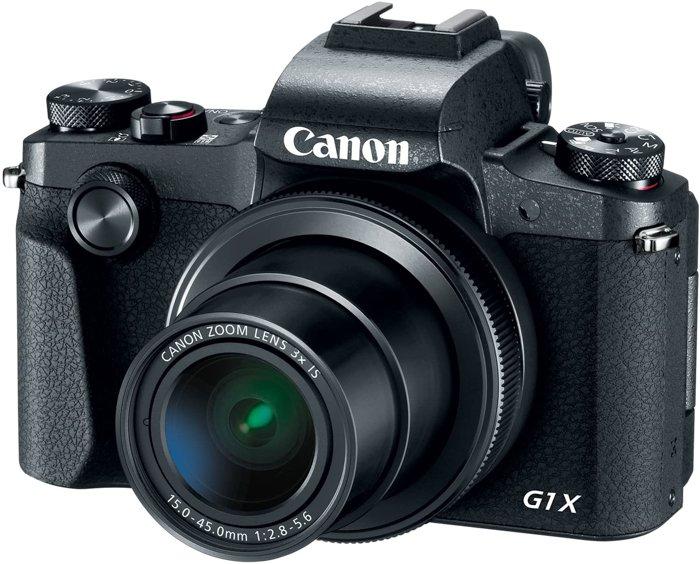Canon Powershot G1 X Mark III best canon camera