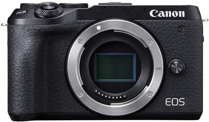 Image of Canon EOS M6 Mark II
