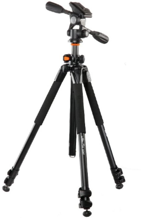 An image of the Vanguard Alta Pro 263AP best tripod for food photography