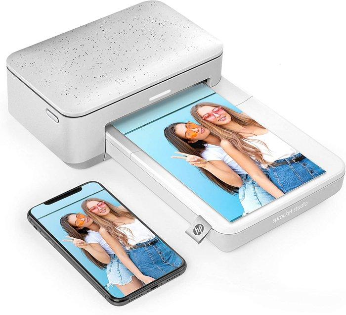 Image of the HP Sprocket Portable Photo Printer