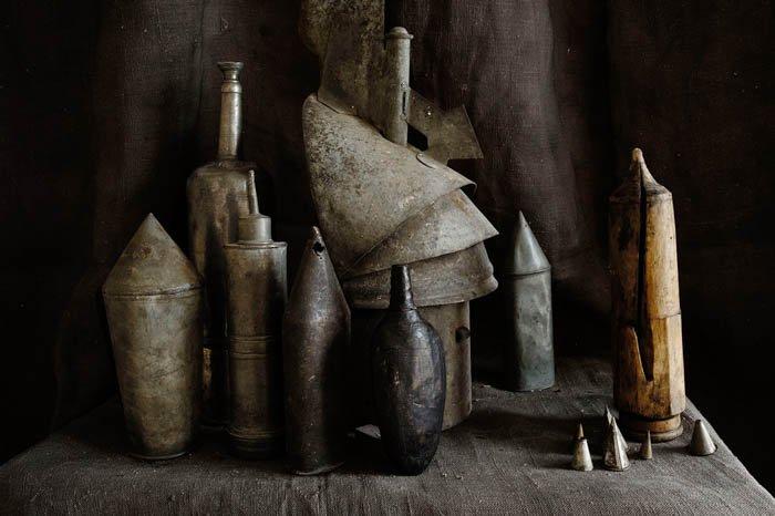 Joel Meyerowitz masterclass on still life photography
