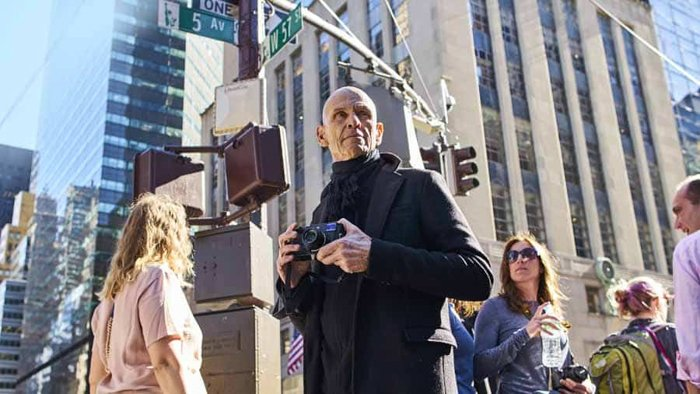 Joel Meyerowitz takes to New York street photography in his masterclass