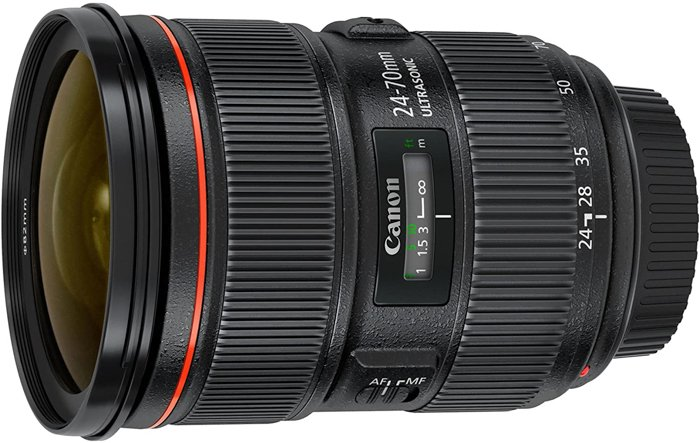 Image of the Canon EF 24-70mm f/2.8L II USM