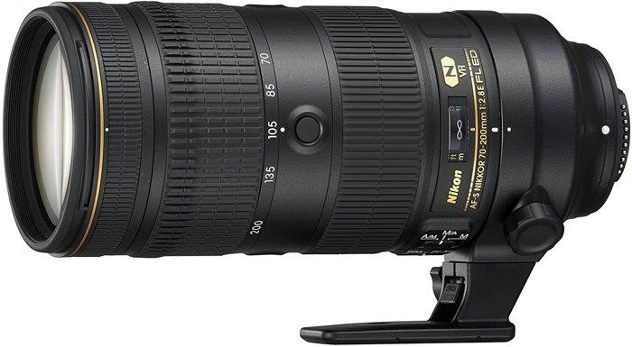 Image of the Nikon AF-S NIKKOR 70-200mm f/2.8G
