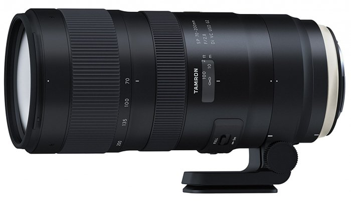 Image of the Tamron SP 70-200mm F/2.8 Di VC