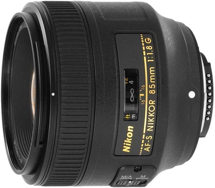 Image of the Nikon AF-S NIKKOR 85mm f/1.8G