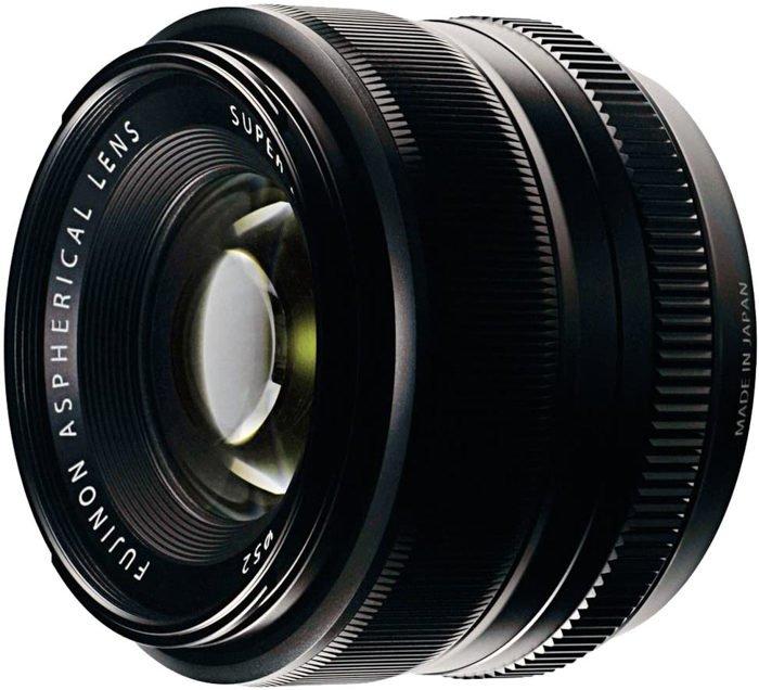 Image of the Fujifilm XF35mm f/1.4 R