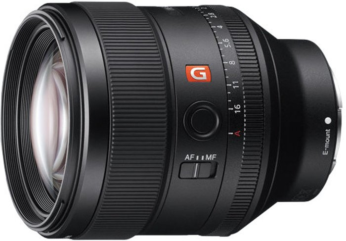 Image of the Sony FE 85mm F1.4 GM