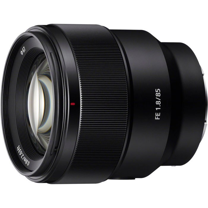 Image of the Sony FE 85mm f/1.8