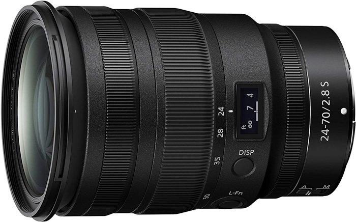 Image of the Nikon NIKKOR Z 24-70mm f/2.8 S