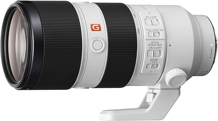 Image of the Sony FE 70-200mm F2.8 GM OSS