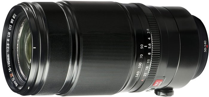 Image of the Fujifilm XF50-140mm f/2.8 R LM OIS WR
