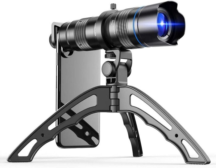an image of a Apexel HD 20-40X zoom lens