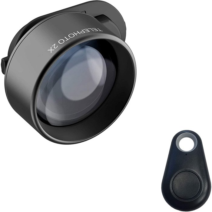 an image of the Olloclip Essential Telephoto Zoom 2X Lens
