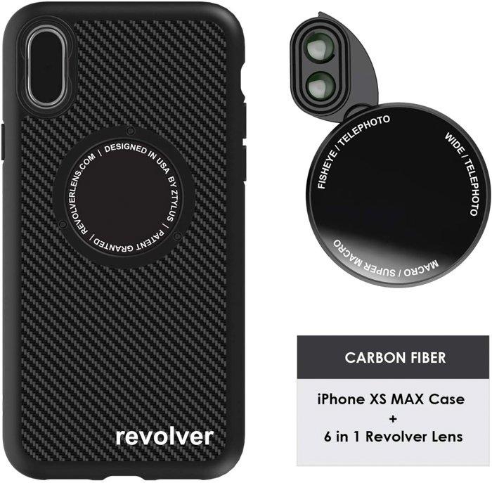 an image of the Ztylus Designer Revolver M Series Camera Kit