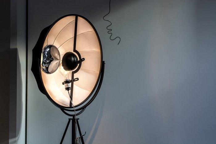 adjust your umbrella for creative lighting