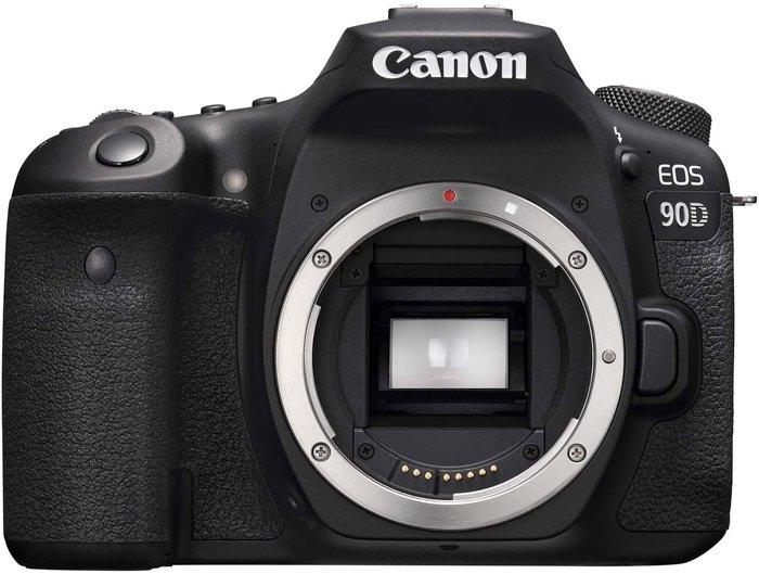 an image of a Canon EOS 90D