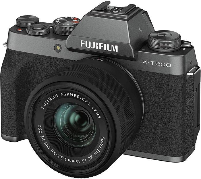 an image of a Fujifilm X-T200