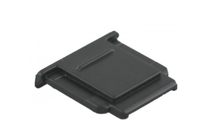 an image of a hot shoe cover