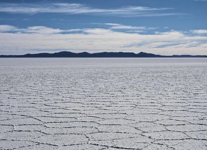a photo of the cinque terre salt flats in Bolivia