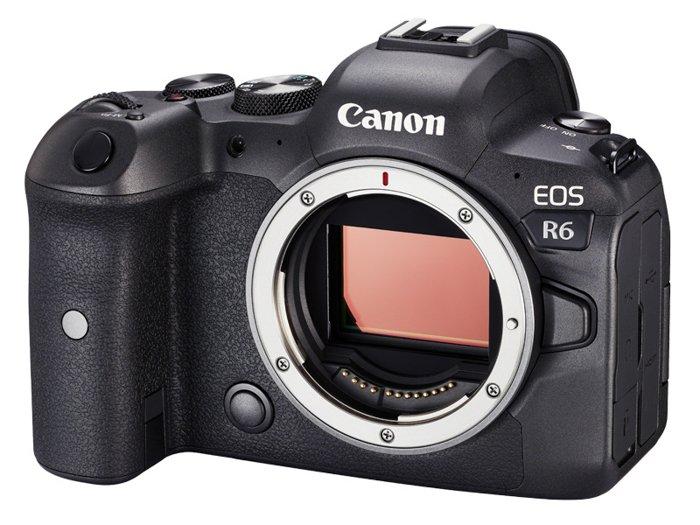 An image of a Canon EOS R6