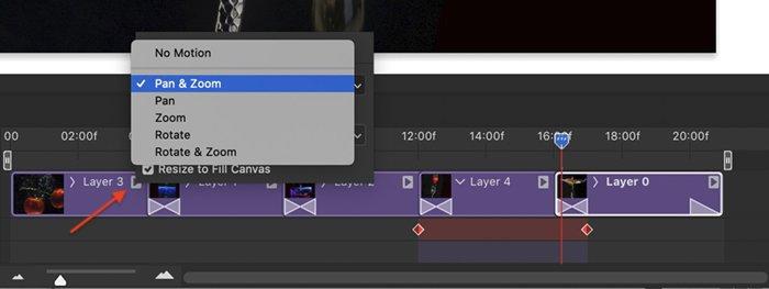 Photoshop screenshot effects panel