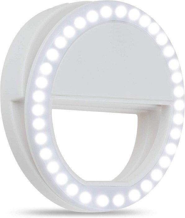 image of the Hongdayi clip-on ring light