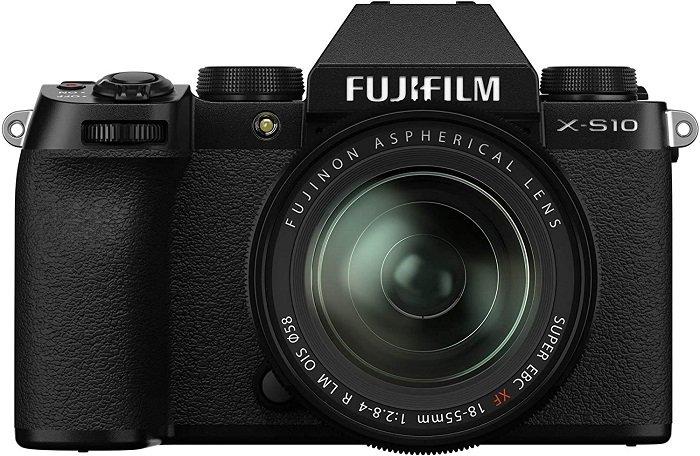 Fujifilm X-S10 digital camera
