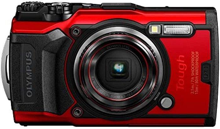 Olympus TG-6 digital camera