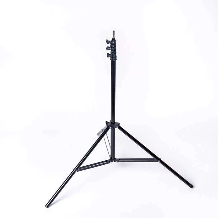 An example of a light stand