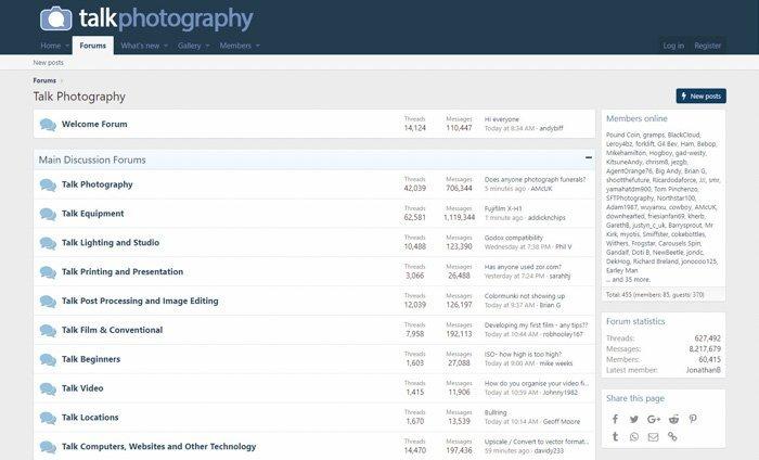 Talk Photography screenshot
