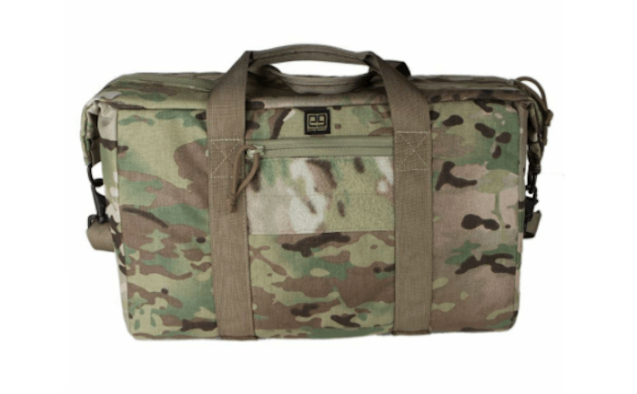 an image of a Echo Niner Low Profile Covert travel camera bag